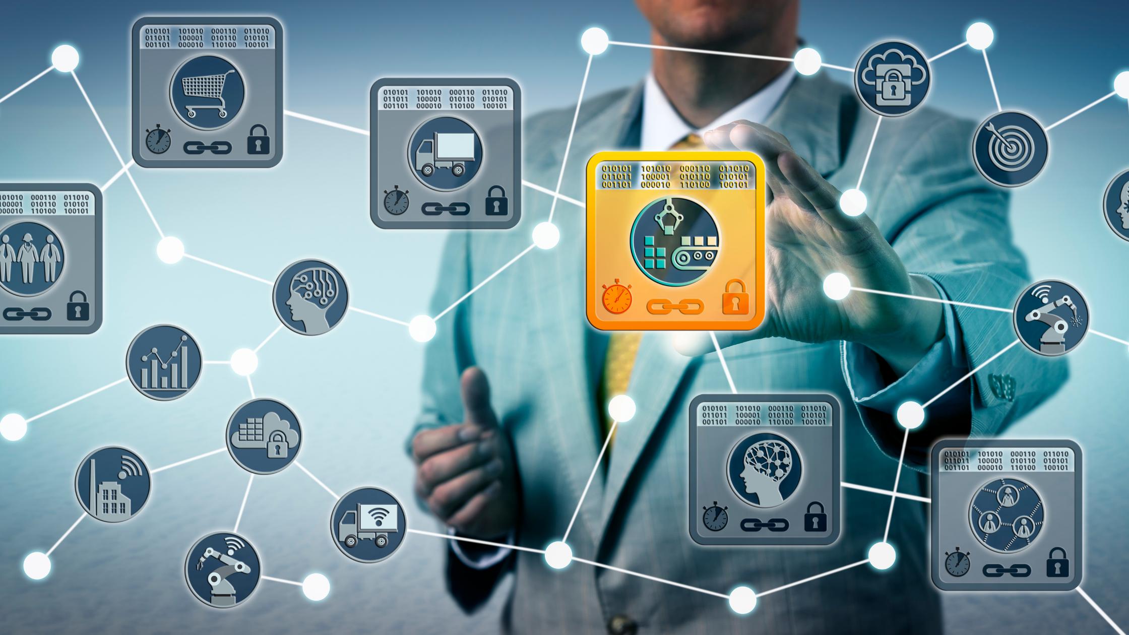 Manage supply chain operations using Data Analytics